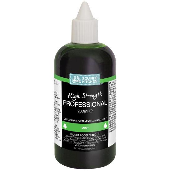 SK Professional Food Colour Liquid Mint (Xmas Green)