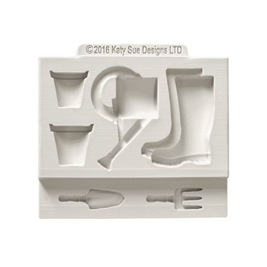 Katy Sue Garden Accessories Mould