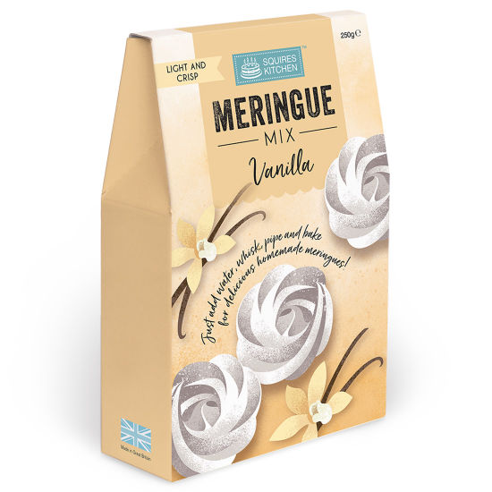 SK Meringue Mix Vanilla Boxed 250g
