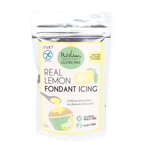 PV Seriously Good!™ Gluten-Free Real Lemon Fondant Icing Mix