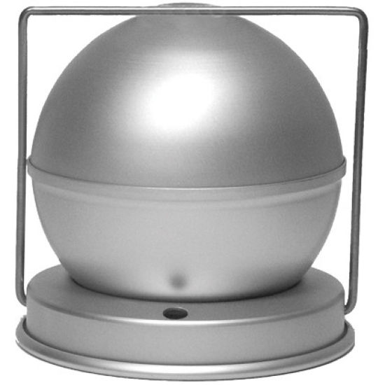 Silverwood Spherical Pudding/Cake Mould 1 lb (1/2 litre) 4""