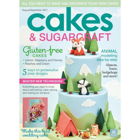 Cakes & Sugarcraft Magazine August/September 2017