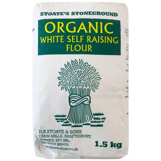 Organic Self Raising Flour 1.5kg