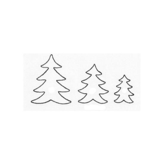 TinkerTech Christmas Tree Cutters