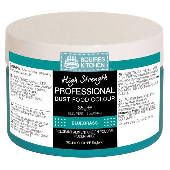 SK Professional Food Colour Dust Bluegrass 35g