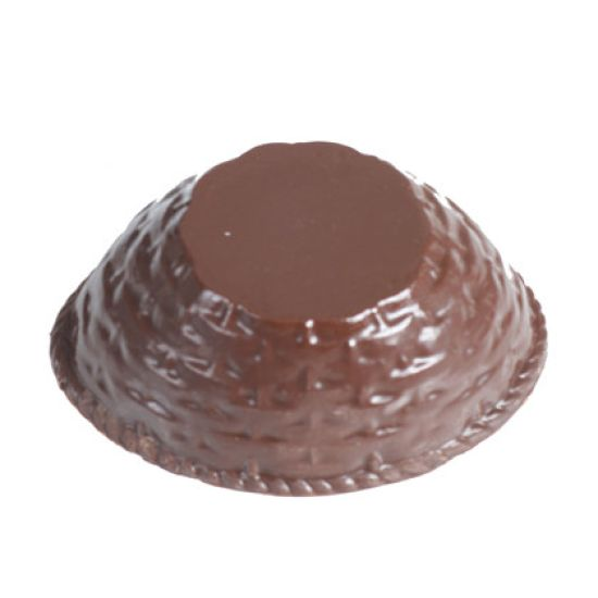Easter Basket Chocolate Mould - Large 5.5 Inch