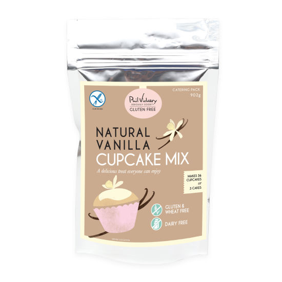 PV Seriously Good!™ Gluten-Free Vanilla Cupcake Catering Pac