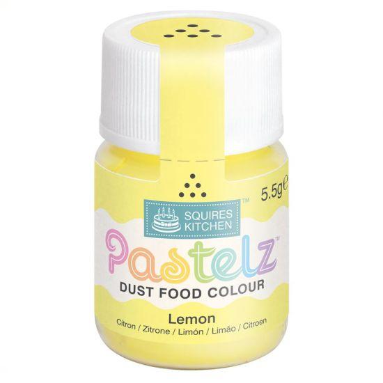 SK PASTELZ Dust Food Colour Lemon