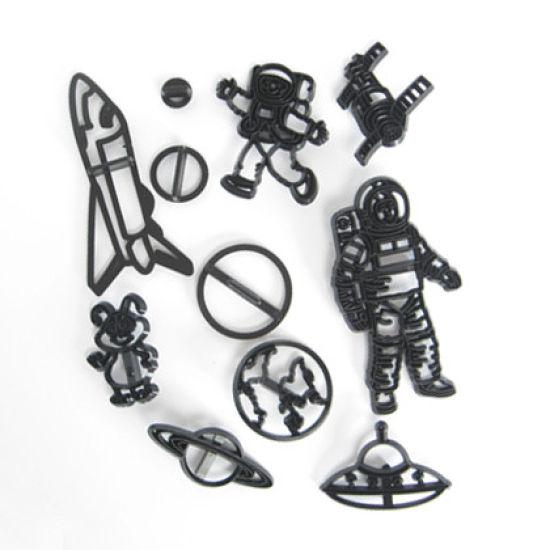Patchwork Cutter & Embosser Space Set