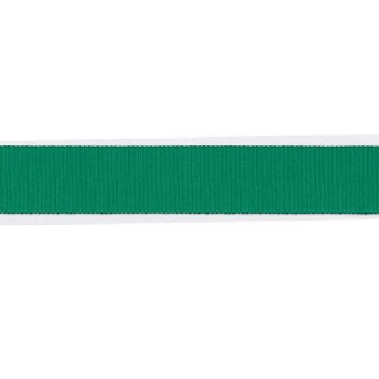 Emerald Grosgrain Ribbon 16mm