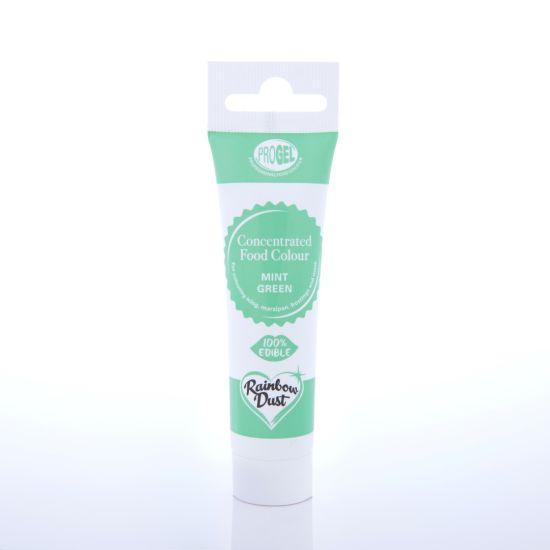 Rainbow Dust ProGel Professional Food Colour - Mint Green