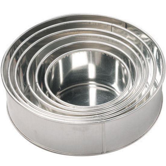 Invicta Round Cake Tin 101mm (4'')