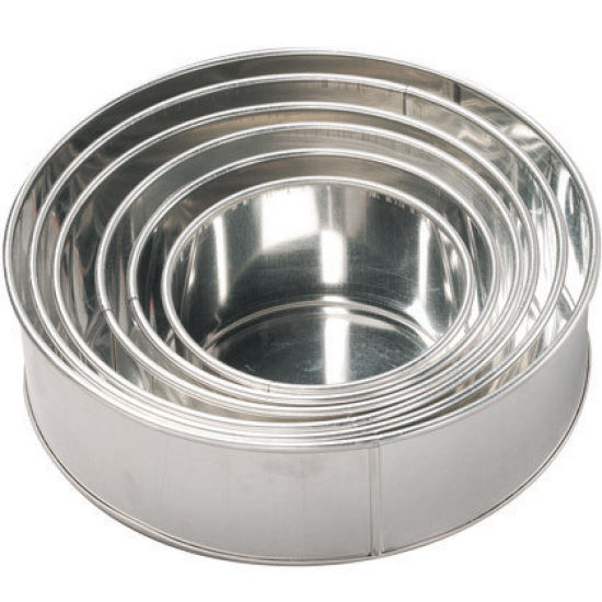Invicta Round Cake Tin 177mm (7'')