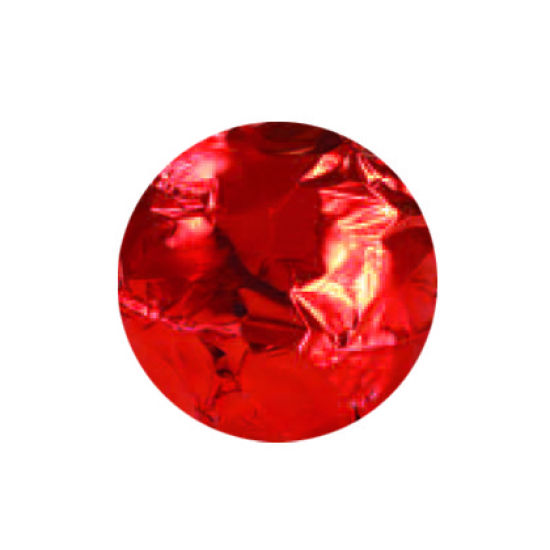 Red Foil Wraps 8x8cm