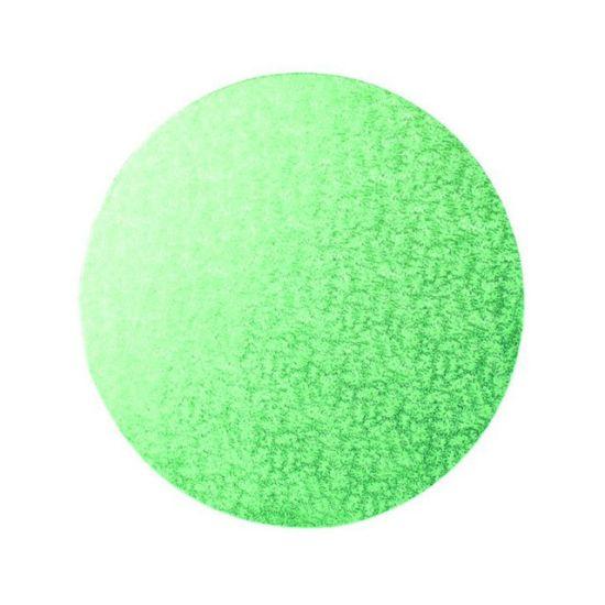 Pale Green Drum 1/2 Inch Thick Round 8 Inch