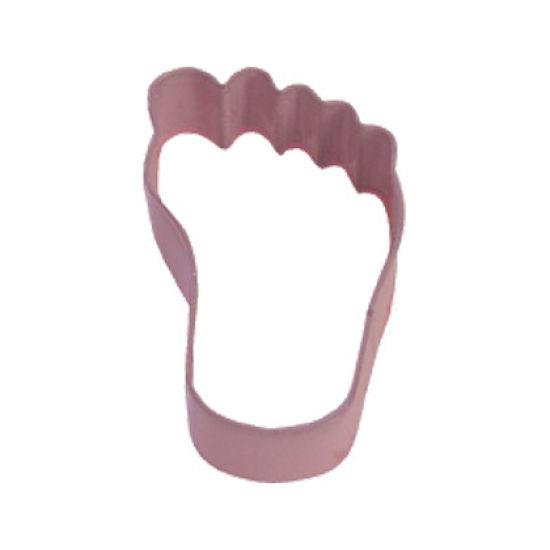 Eddingtons Ltd Cookie Cutter Baby Foot Pink