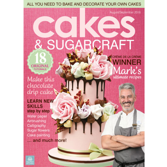 Cakes & Sugarcraft Magazine August/September 2016