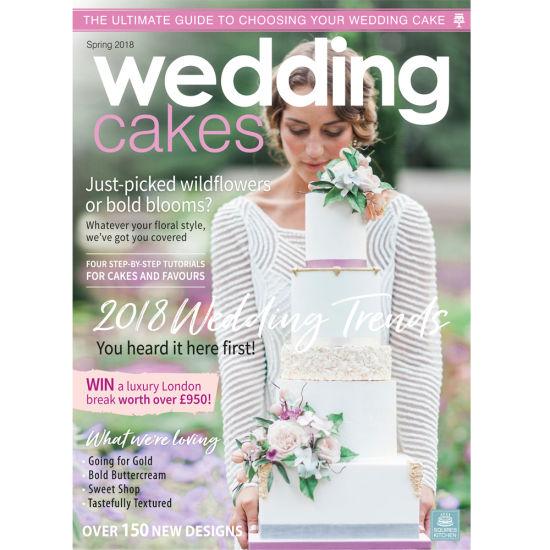 Wedding Cakes Magazine Spring 2018