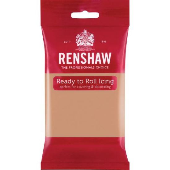 Renshaw Ready to Roll Icing Skin Tone 250g