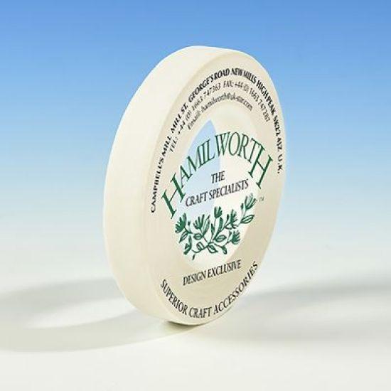 Hamilworth Floral Tape 12mm - White