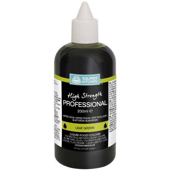 SK Professional Food Colour Liquid Leaf Green