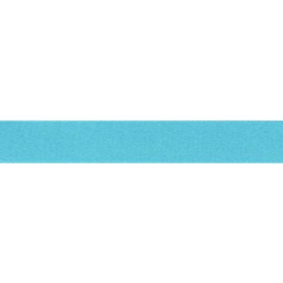 Magical Blue Double Faced Satin Ribbon - 50mm