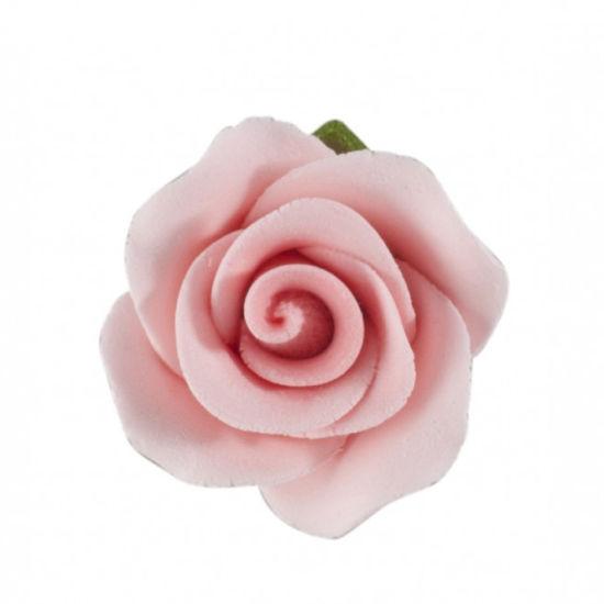 Medium Individual Sugar Rose -Pink