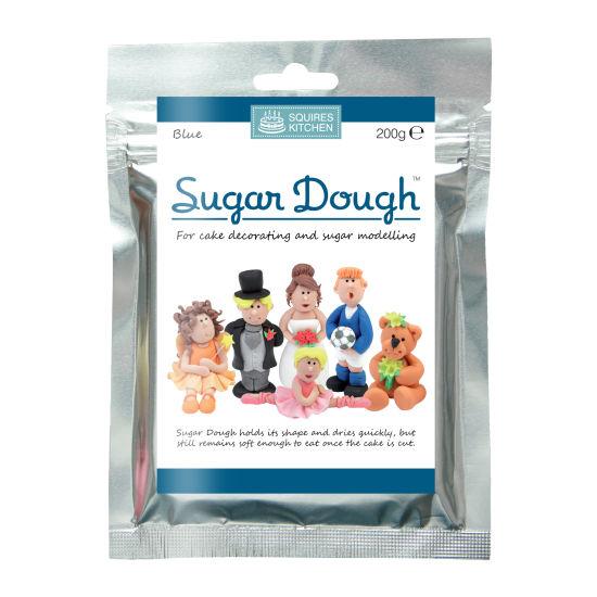 SK Sugar Dough Blue 200g