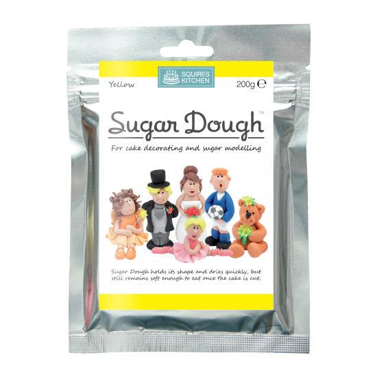 SK Sugar Dough Yellow 200g