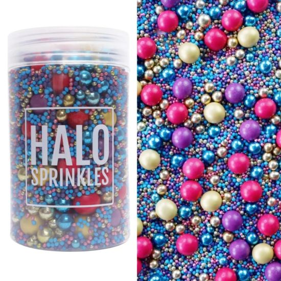 Halo Sprinkles Luxury Blends Midnight Jewel 110g
