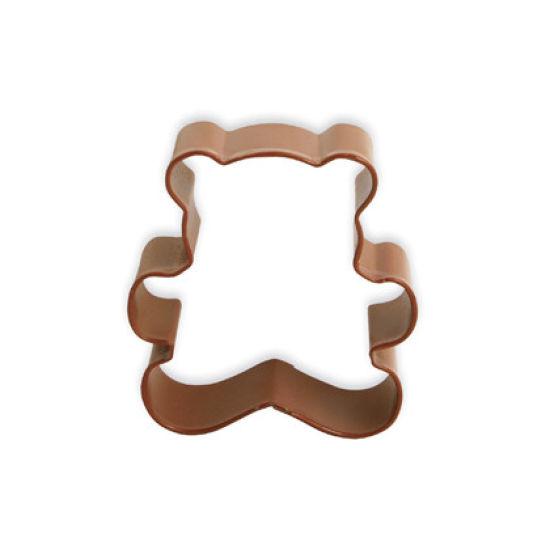 Eddingtons Ltd Cookie Cutter Teddy Bear Brown