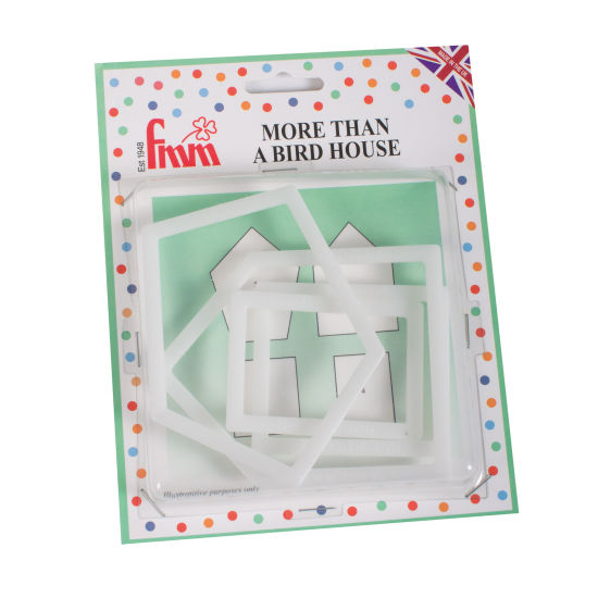 FMM More Than A Bird House Cutter Set