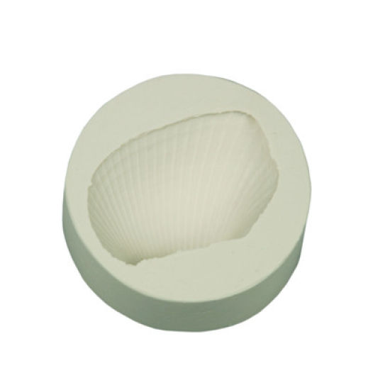 SK-GI Silicone Mould Shell Common Cockle