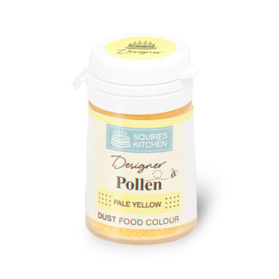 SK Designer Pollen Style Grains Pale Yellow 14g