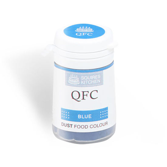 SK QFC Quality Food Colour Dust Blue 4g
