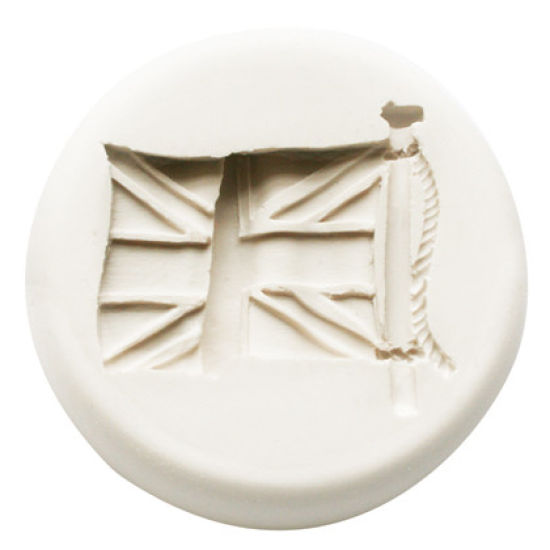 SK-GI Silicone Mould Union Jack
