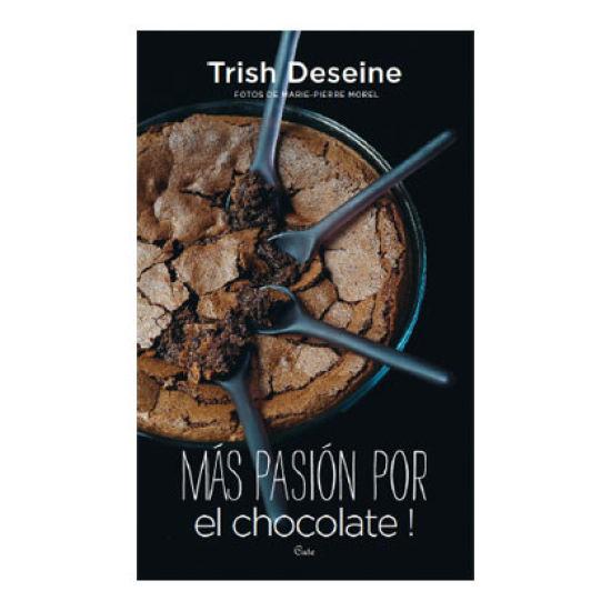 Más pasión por el chocolate!