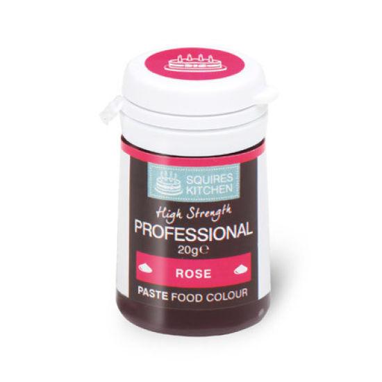 SK Professional Food Colour Paste Rose 20g