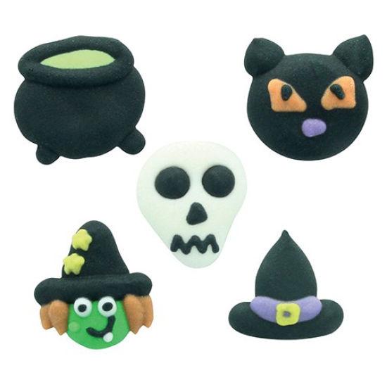 Halloween Sugar Decorations
