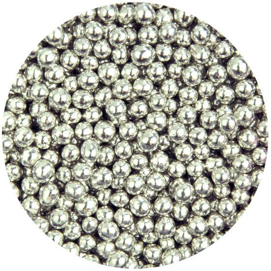 Scrumptious Sugar 4mm Pearls Silver 80g