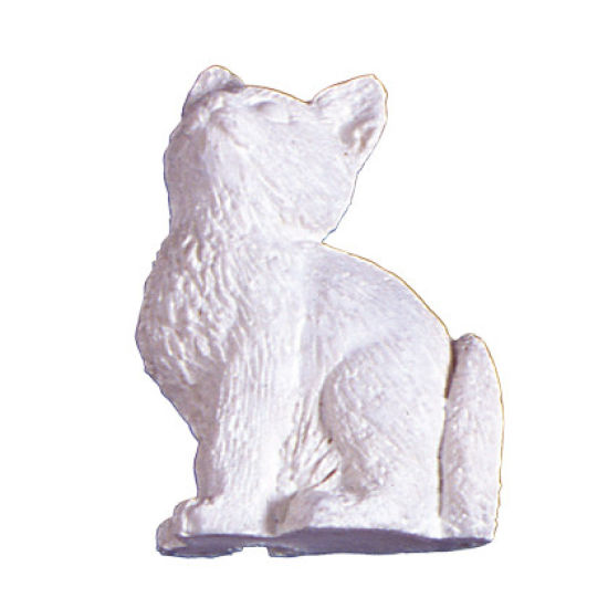 SK-GI Silicone Mould 3D Cat