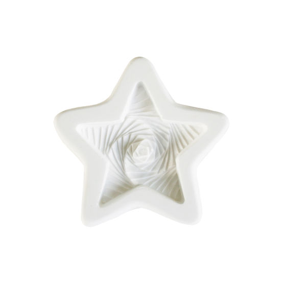 SK-GI Designer Mould Iris Star by Sarah Joyce