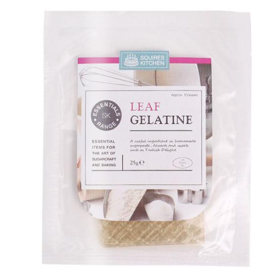 SK Essentials Leaf Gelatine 25g