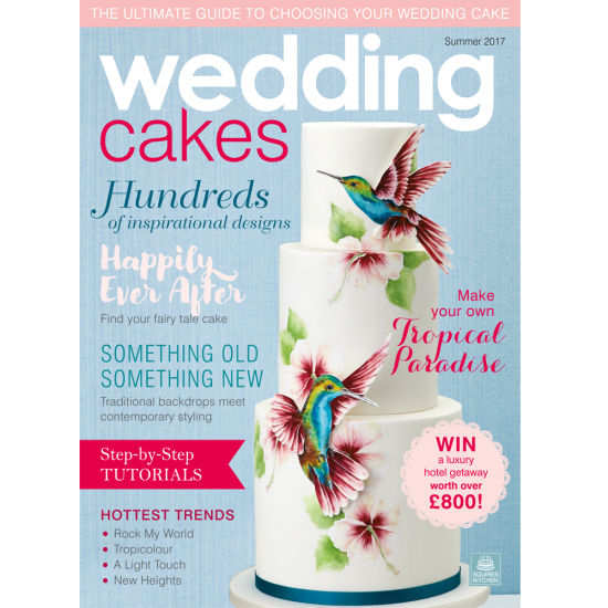 Wedding Cakes Magazine Summer 2017