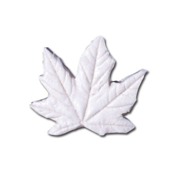 SK-GI Leaf Veiner Maple- Silver Small 5.0cm