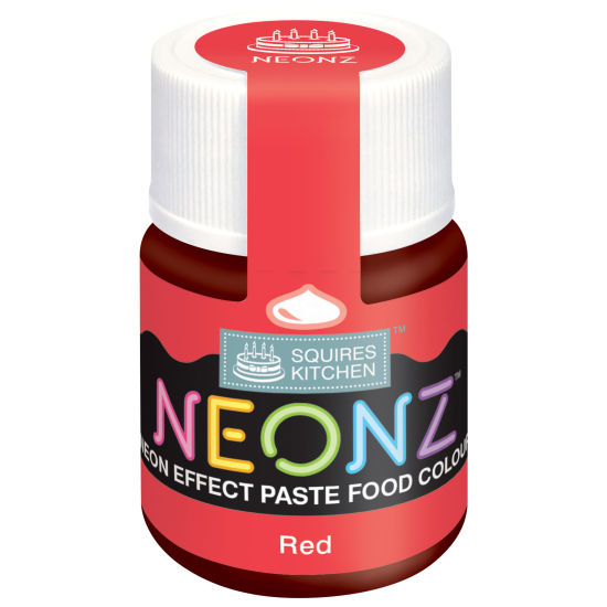 SK NEONZ Paste Food Colour Red