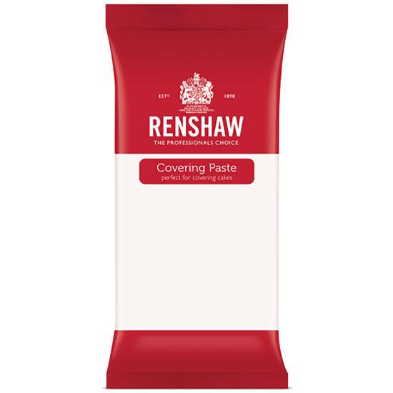 Renshaw Covering Paste White 1kg