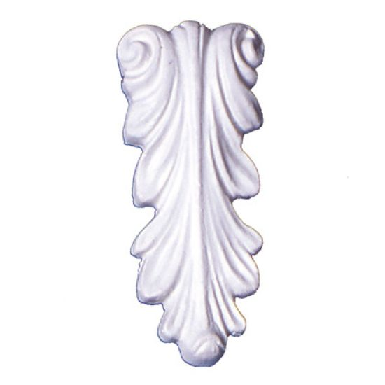 SK-GI Silicone Mould Acanthus Leaf Scroll