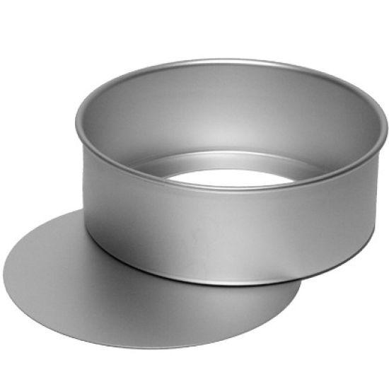 """Silverwood Loose Base Round Cake Pan 254mm (10"""")"""