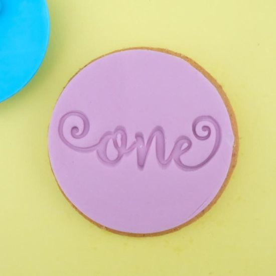 Sweet Stamp  One Cupcake Embosser